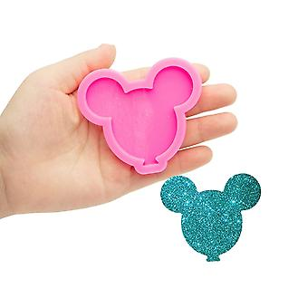 Mouse Head Silicone Mould