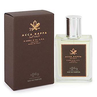 1869 Eau de parfum spray by acca kappa 542451 100 ml
