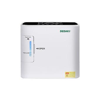 Englanninkielinen versio! 1-8l happigeneraattori inhalaattori de-1s vanhukset hapetus