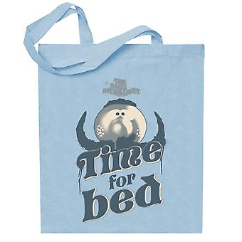 The Magic Roundabout Zebedee Time For Bed Totebag