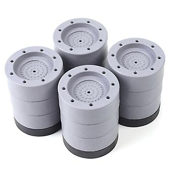 Anti Vibration And Noise Reducing Washing Machine Feet