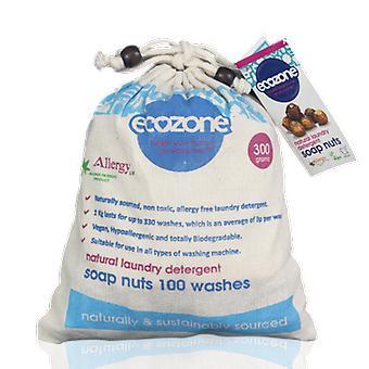 Ecozone Soap Nuts 100 Washes 300g SN300G