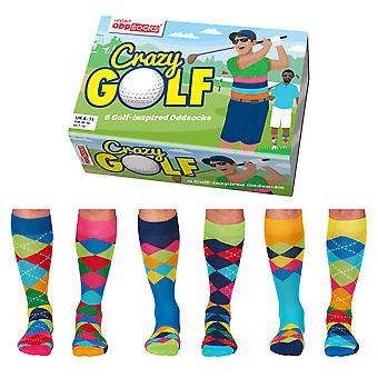 Crazy Golf United Oddsocks