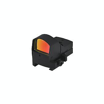 JJ Airsoft - Mini Punainen Dot - musta
