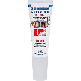 13050085 Silicon HT 300 – hochtemperaturbeständiger Kleb-und Dichtstoff/rot / 85 ml Tube