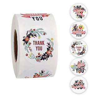 500 stickers stickers - Bedankmotieven - Cartoon