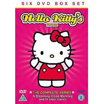 Aventures De Bonjour Kitty Joyeux Halloween Tout le monde! Et quatre autres épisodes DVD