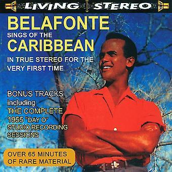 Harry Belafonte - Belafonte Sings Of The Caribbean CD