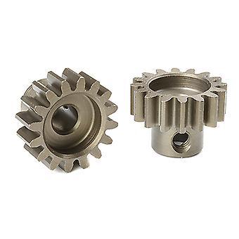 Corally M1.0 Pinion Short Hardened Steel 16 Teeth Shaft Dia. 5Mm Mod1