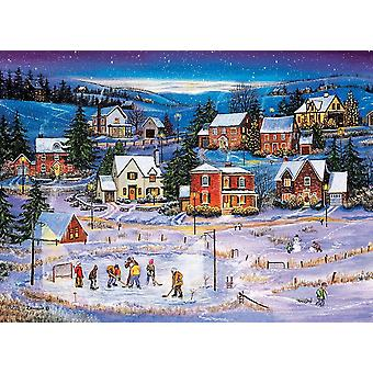 Eurographics Stars on the Ice Jigsaw Puzzle (1000 pièces)