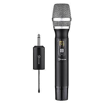 25-kanaals draadloze handheld microfoon KTV karaoke spraak microfoon ontvanger