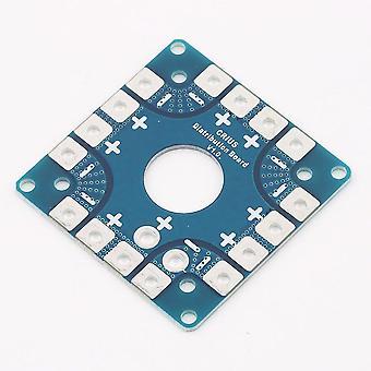 Esc Connection Board Verteiler für mehrachsigen Modellhubschrauber