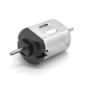 Dc3v 0.3a 11000rpm mini dc motor micro dc motor pre diy hračky koníčky inteligentný automobilový motor 130 malý motor