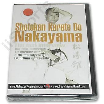 Shotokan Karate Do Dvd Masatoshi Nakayama -Vd6945A