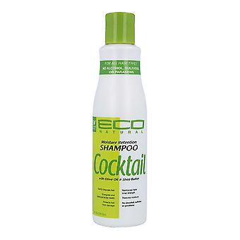Shampoo Cocktail Olive & Shea Butter Eco Styler (236 ml)