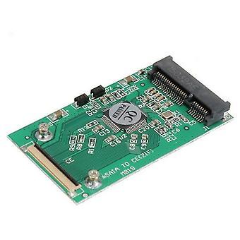 Tarjeta convertidora de adaptador de cable PCI-E SSD a 40 Pines ZIF CE
