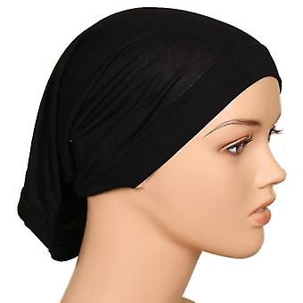 kjemo blomst print turban hode dekke skjerf wrap pre-bundet bandana