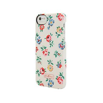 Cath Kidston iPhone 5 Case Linen Sprig Floral Old White