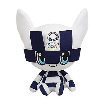 Tokyo Paralympic & Tokyo Olympic Mascot Plush Toys
