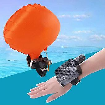 المضادة للغرق إنقاذ الحياة سوار التعويم في حالات الطوارئ جهاز السباحة وسادة هوائية المساعدة الذاتية