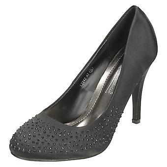 Ladies Anne Michelle Diamante tuomioistuin kengät L2242