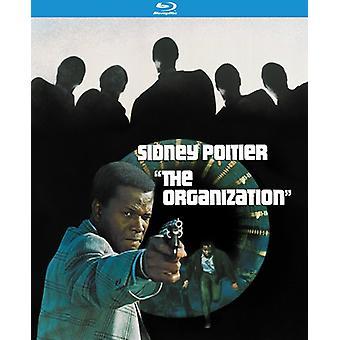 Organization (1971) [BLU-RAY] USA import