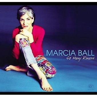 Marcia Ball - importation USA tant de rivières [CD]