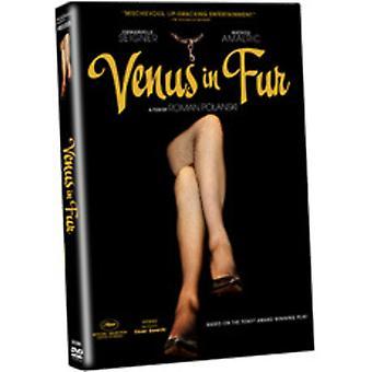Venus in Fur [DVD] USA import