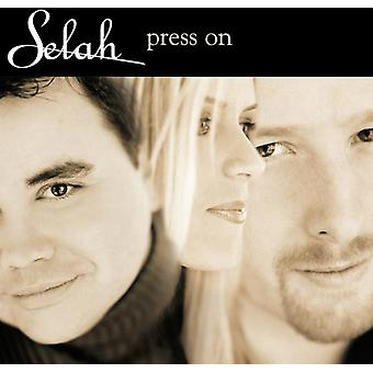 Selah - Press on [CD] USA import