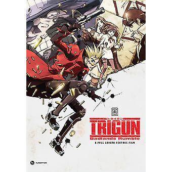 Trigun Badlands [DVD] USA import