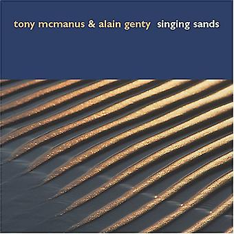 McManus/Genty - zingen Sands [CD] USA import