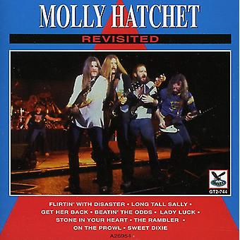 Molly Hatchet - Revisited [CD] USA import