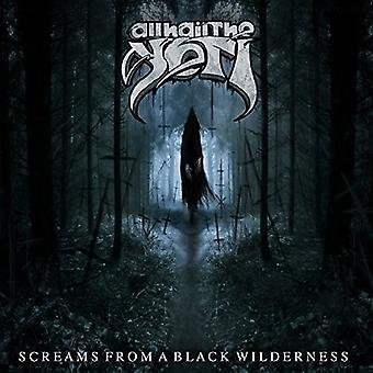 All Hail the Yeti - Screams From a Black Wilderness [CD] USA import