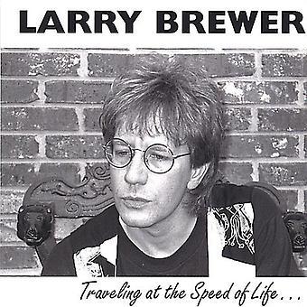 走行速度の人生 [CD] USA 輸入 - ラリー ビール
