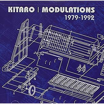 Kitaro - Modulations 1979-1982 [CD] USA import