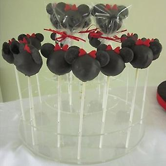 Cake Pops acrilico Display Stand