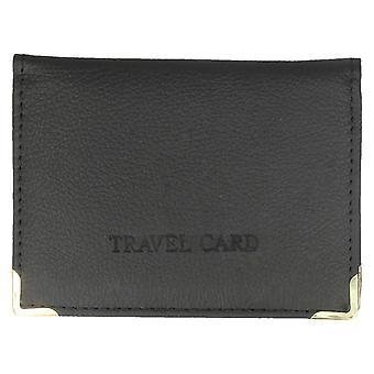 Unisex neznačkové cestovná karta držiteľ 3714