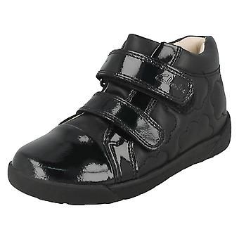Girls Clarks School obuwie Lilfolk Dot