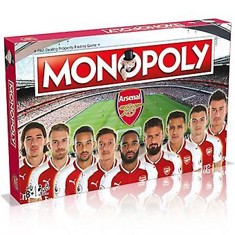 Arsenal Edition Monopoly