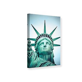 Canvas afdrukken, Statue of Liberty