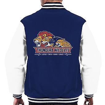 Thundercats Thundera Wildcats Varsity miesten yliopistojoukkue takki