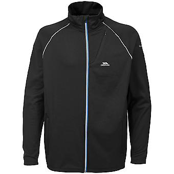 Trespass Mens Clive Full Zip Active Top