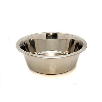 Rosewood Stainless Steel Pet Bowl