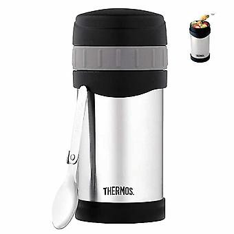 Thermos Stainless Steel Vacuum Food Flask