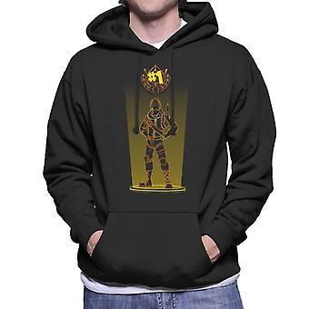 Fortnite Schatten der Raptor Männer das Sweatshirt mit Kapuze
