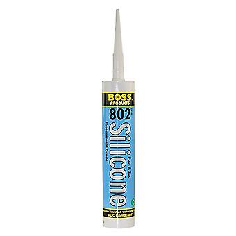 American Granby 80200B 10.3 Oz Silicone Adhesive - Clear