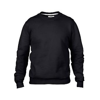 Anvil Mens Set-In Sleeve Sweatshirt