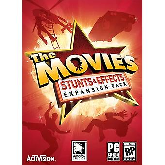 Filmene stunts effekter Expansion Pack (PC CD-ROM)-ny