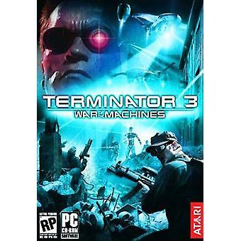 Terminator 3 War of the Machines (PC) - Nouveau