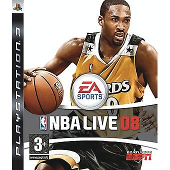 NBA Live 08 (PS3) - Wie neu